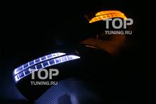 Крышки боковых зеркал с поворотниками - Тюнинг Nissan Juke