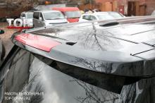 6460 Спойлер крышки багажника VERGE на Land Rover Range Rover Vogue 3