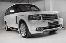 Расширители арок (+1,5см.) - Модель Verge Сlassic - Тюнинг Range Rover Vogue (3 Поколение, 2-ой рестайлинг 2010, 2012.)