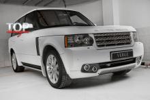 6462 Аэродинамический обвес VERGE Classic на Land Rover Range Rover Vogue 3
