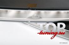 6471 Дневные Ходовые Огни HELLA LEDayLine на Land Rover Range Rover Vogue 3