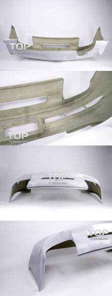 648 Задний бампер - Обвес Trial на Toyota MR-S new