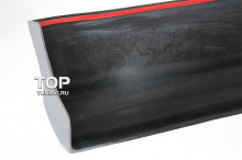 Накладка на задний бампер - Модель GT - Тюнинг Киа Рио 3.