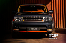 6492 Аэродинамический обвес VERGE на Land Rover Range Rover Sport L322