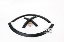 Комплект расширения колесных арок  EXCLUSIVE - Тюнинг  Ауди Q5