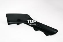 Накладки на штатный бампер - Обвес R-Line - Тюнинг Хонда Аккорд 8 (Рестайлинг)