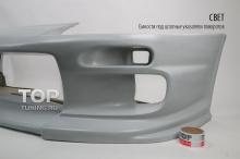 Передний бампер - Обвес Do-Luck - Тюнинг Тойота Супра 80