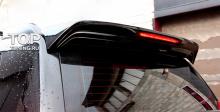 6533 Спойлер крышки багажника на Toyota Land Cruiser Prado 120