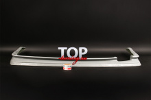 Юбка заднего бампера - Обвес Zender - Тюнинг БМВ 7 Е32