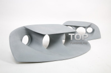 Маски передних фар - TOP Style - Тюнинг Тойота Супра (Toyota Supra)
