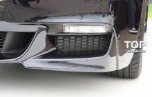 Передний бампер - Обвес M-Technik - Тюнинг БМВ 6 (F13)