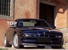 6552 Юбка на передний бампер Alpina на BMW 8 E31