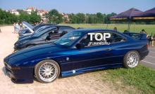 Комплект порогов - Обвес GT - Тюнинг БМВ 8-серии (Е31 кузов).