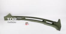 6557 Юбка на передний бампер Alpina на BMW 7 F01
