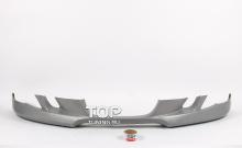 6558 Юбка на передний бампер AC Schnitzer LCI (Рестайлинг) на BMW 5 E60, E61, M5