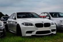 6565 Передний бампер M5 на BMW 5 F10