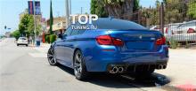 6568 Задний бампер M5 DTM на BMW 5 F10