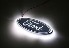 6574 Эмблема со светодиодной подсветкой LED на Ford