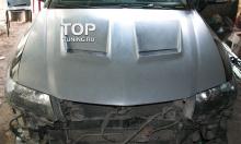 Эксклюзивный капот Mugen Style - Тюнинг Хонда Аккорд 7