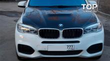 6606 Передний бампер M-Paket Без ПТФ на BMW X5 F15