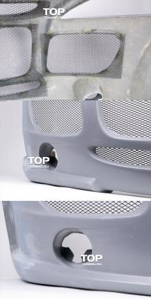 Передний бампер - обвес Pandora - Тюнинг Nissan Murano 1