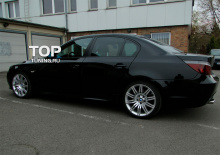 6611 Комплект порогов M-Technic на BMW 5 E60, E61, M5