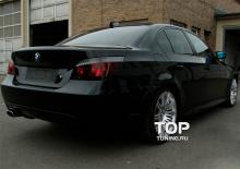 6612 Задний бампер M-Technic на BMW 5 E60, E61, M5