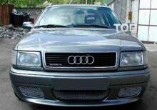 6614 Накладка на передний бампер Rieger на Audi Audi 100 C4