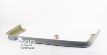 6617 Накладка на задний бампер GT на Audi Audi 100 C4