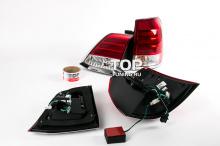 6626 Задние фонари Lexus Style Ver.2 на Toyota Land Cruiser 200