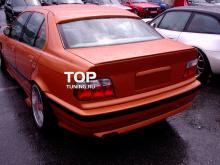 6639 Спойлер на крышку багажника Blade на BMW 3 E36