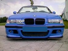 6641 Передний бампер Kerscher на BMW 3 E36