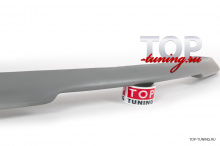 Накладка на передний бампер - Обвес Rieger - Тюнинг БМВ Е36
