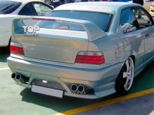 6647 Задний бампер Seidl на BMW 3 E36