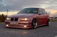 6648 Комплект порогов Seidl на BMW 3 E36