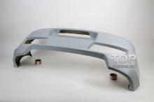 Задний бампер - Обвес NTC - Тюнинг Mazda 323F BA