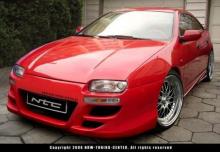 Обвес NTC на Mazda 323F BA