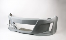 Передний бампер - Модель РАМ - Тюнинг Оплель Астра H GTC