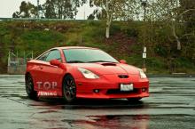 Комплект аэродинамического обвеса C-One - Тюнинг Тойота Селика GT-S ST230.