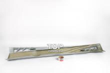 684 Пороги - Обвес NTC на Mercedes SLK R170