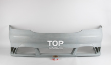 685 Задний бампер - Обвес NTC на Mercedes SLK R170