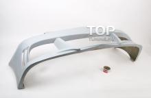 686 Передний бампер - Обвес NTC на Mercedes SLK R170