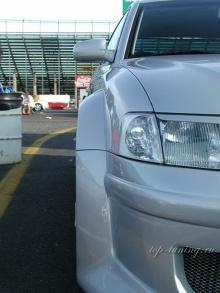 Арки - расширители (к-т) Wide Body на VW Passat B5 3B