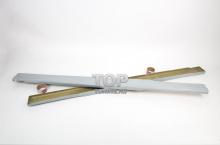 Накладки на пороги - Обвес NTC - Тюнинг OPEL CORSA D
