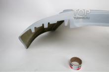 Задний бампер - Обвес NTC - Тюнинг Opel Corsa D