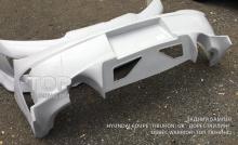 Warrior - Тюнинг Hyundai Tiburon (Coupe)