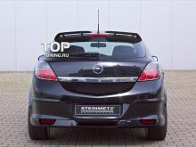 Юбка на задний бампер - Модель Steinmetz - Тюнинг Opel Astra H GTC