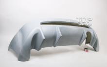 Задний бампер - Модель Veilside №1 - Тюнинг Тойота Селика Т23.