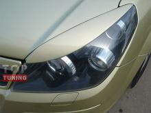 725 Реснички - узкие Irmsсher на Opel Astra H GTC