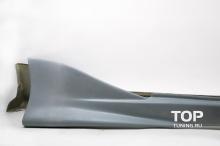 Комплект порогов - Модель Veil Side №1 - Тюнинг Тойота Селика Т23